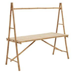 Garden-furniture-Bamboo-table