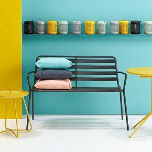 Garden-furniture-bench